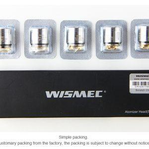 WISMEC WM Coil Head for Gnome 5pcs Online