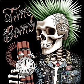 Time Bomb Vapors