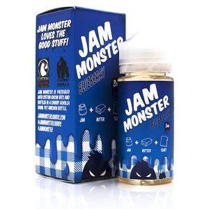 Jam-Monster-Blueberry-100ml-eliquid-in-pakistan