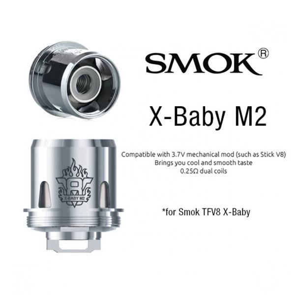 SMOK-TFV8-X-Baby-Replacement-Coils-In-Pakistan-Vapebazaar2