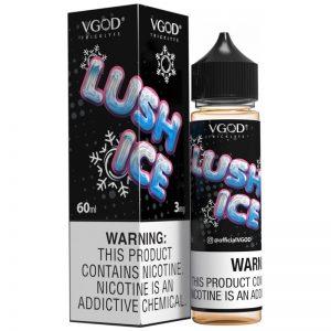 LushIce E JuiceVGOD 60ml 3mg 6mg Nicotine in pakistan