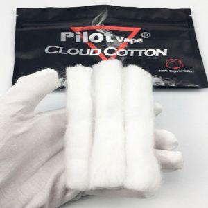 Pilot Vape Organic Cloud Cotton For Vapes in pakistan