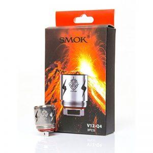 SMOK TFV12 Q4 Cloud Beast King Coils 3pcs in pakistan