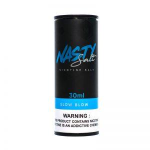 Slow Blow Salt Reborn (NicSalt) By Nasty – 35mg 50mg 30ml in pakistan