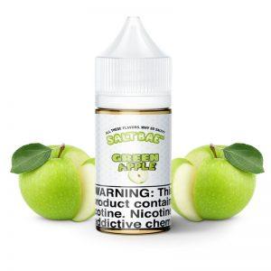 green apple Saltbae50 30ml 25mg Nicotine flavour in Pakistan