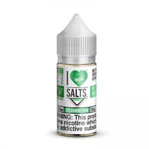 Spearmint Gum NicSalt Nicotine Salt By Mad Hatter E Juice in Pakistan