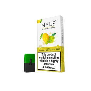 Myle-e-liquids-ice-apple-mango